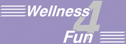 logo wellness 4 fun